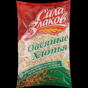 """Хлопья """"СИЛА ЗЛАКОВ"""" (овс"""