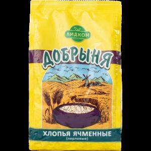 """Хлопья ячменные """"ДОБРЫНЯ"""" РБ 500 г"""