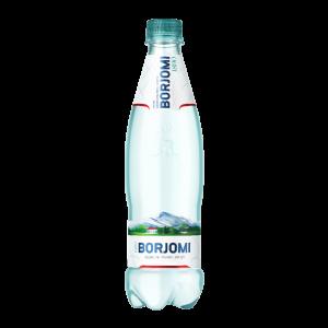"""Вода минеральная """"БОРЖОМИ"""" (п/э) 0.5 л"""