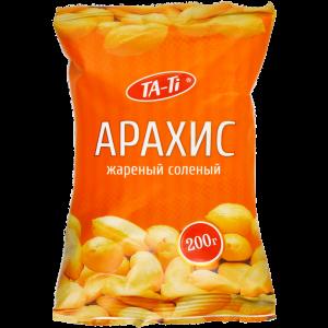 Арахис жаренный РБ 200 г