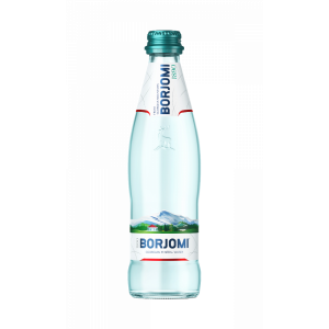"""Вода минеральная """"БОРЖОМИ"""" Грузия 0.33 л"""
