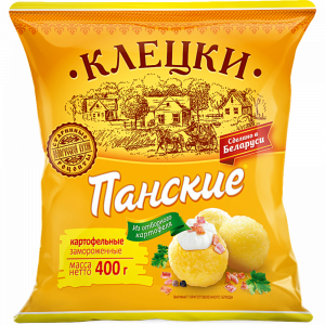 """Клецки """"ПАНСКИЕ"""" (картоф.) 400г"""