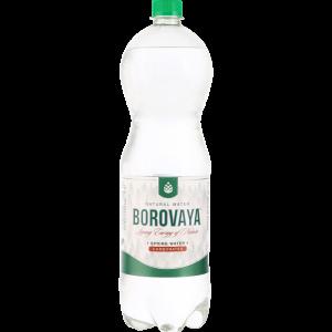 """Вода минеральная """"БОРОВАЯ"""" РБ 1.5л"""