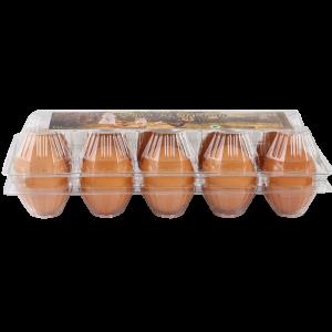 Яйцо куриное цветное С2 (фас