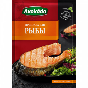 """Приправа """"АВОКАДО"""" (для рыбы) 25 г"""