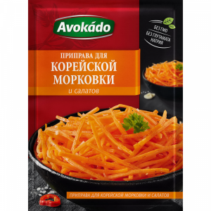 """Приправа """"АВОКАДО""""(д/кор.морк.и сал.)25г"""