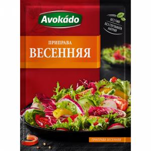 """Приправа """"АВОКАДО"""" (весенняя) РП 25 г"""