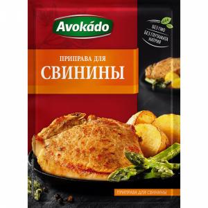 """Приправа """"АВОКАДО"""" (для свинины) РП 25г"""