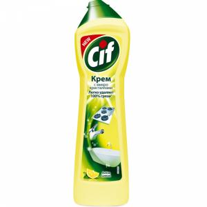 """Чист.крем """"СИФ"""" (лимон)500 мл"""