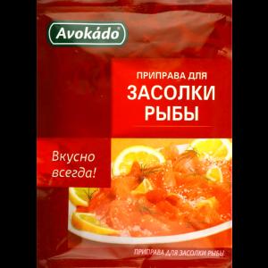 """Приправа """"АВОКАДО"""" (д/зас.рыбы) РП 25г"""