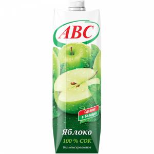 """Сок """"АВС"""" (яблочный"""