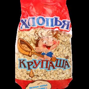 """Хлопья овсяные """"ГЕРКУЛЕС"""" (ф"""