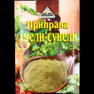 """Приправа """"ЦИКОРИЯ"""" (хмели-сунели) РП 30г"""