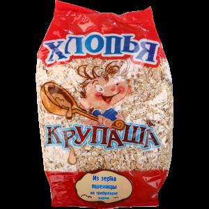 """Хлопья """"КРУПАША"""" (пшеничные"""