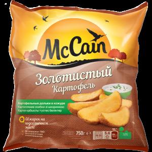 """Картофель-фри """"MCCAIN"""" (золот"""
