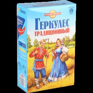 """Геркулес """"РУССКИЙ ПРОДУКТ""""420г"""