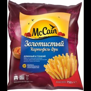 """Картофель-фри """"MCCAIN""""(золот"""