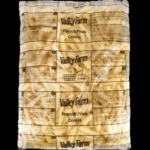 Картофель фри волнистый MCcain2.5 кг