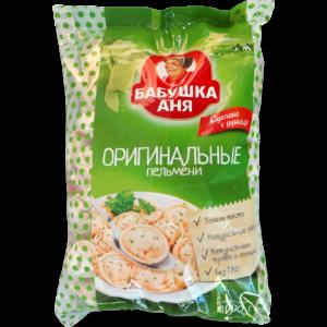 "Пельмени ""БАБУШКА АНЯ"" (оригинал)  1кг"