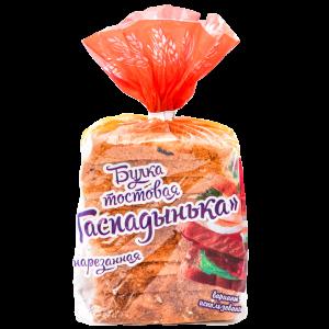 """Булка """"ТОСТОВАЯ ГАСПАДЫНЬКА""""(уп"""