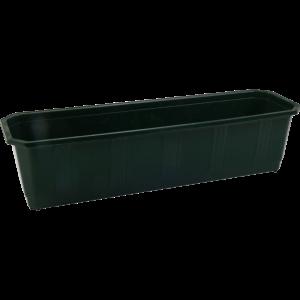 Ящик балконный 60см (зеленый)