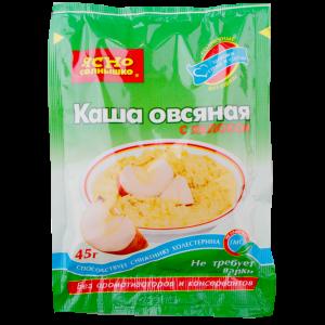 "Каша""ЯСНО СОЛНЫШКО""(овсян"
