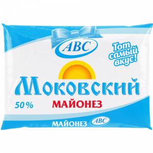"""Майонез """"МОКОВСКИЙ"""" (ср./кал."""