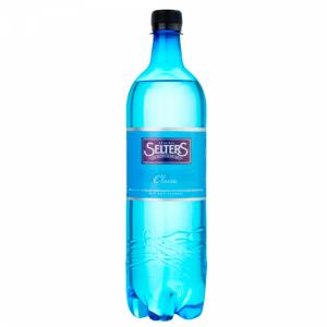 "Прир.минер.газ.вода ""SELTERS"" (пэт) 1л"