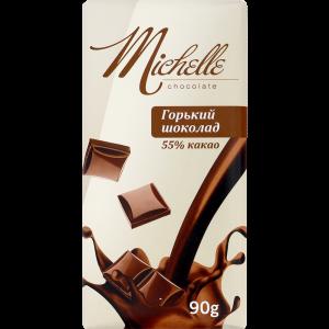 "Шоколад ""MICHELLE"" (горький) 90 г"