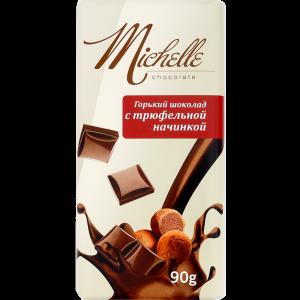 """Шоколад """"MICHELLE"""" (горьк."""