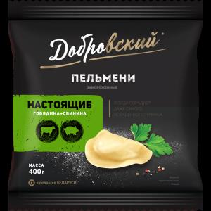 """Пельмени """"ДОБРОВСКИЙ"""" (настоящ) 400г"""