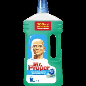 """Ср.моющ.""""MR PROPER""""(Жидк.ГорРуч) 1л"""