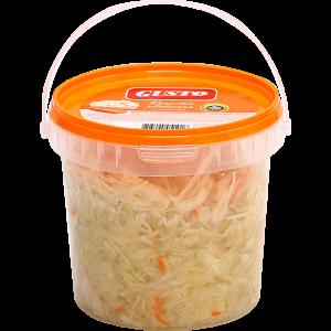 Капуста кваш. с морк. «GUSTO»