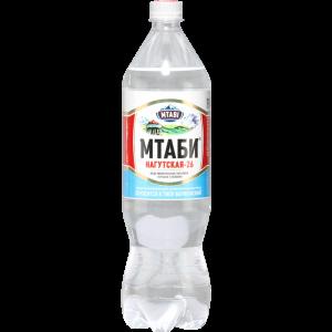 "Вода мин.""МТАБИ""(Нагутская-26"