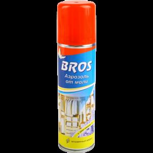 Аэрозоль от моли 150 мл BROS