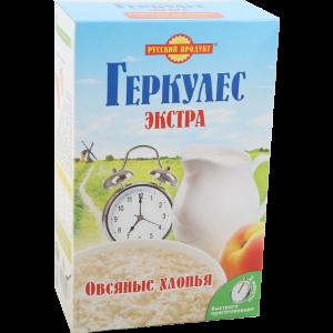 """Геркулес """"РУССКИЙ ПРОДУКТ""""экстра"""