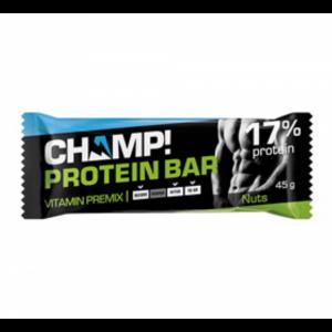 "Батончик протеин.""CHAMP""(ореховый)45г"