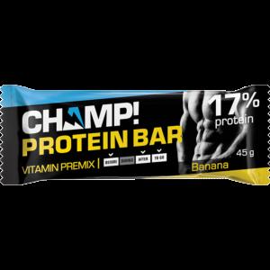 """Батонч.протеин.""""CHAMP""""(банан)45г"""