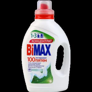 Гель д/стирки «BIMAX» (100 пятен) 1500г