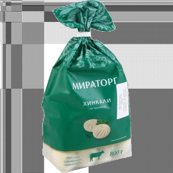 """Хинкали """"ПО-ГРУЗИНСКИ""""(зам)Мираторг"""