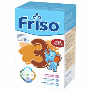 "Детс.мол.""FRISO 3 JUNIOR"" (1-3лет) 700г"