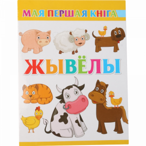 "Книга ""ЖЫВЕЛЫ"""