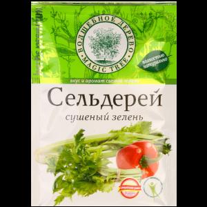 Сельдерей сушеный (зелень) 10г