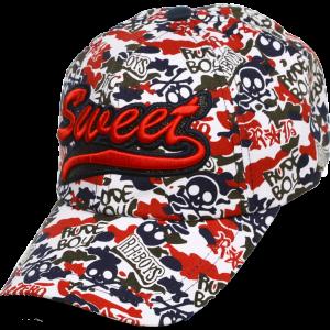 "Бейсболка""SWEET""(в ас."