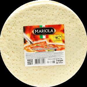 """Основа д/пиццы """"MARIOLA"""" (замор) 350 г"""