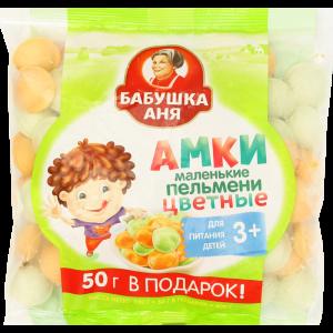 """Пельмени """"БАБУШКА АНЯ"""" """"АМКИ"""" 400г."""