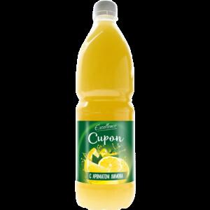 Сироп с лимонным ароматом 1л