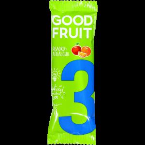 """Фруктовый бат.""""GOOD FRUIT""""(ябл/апел.)32г"""