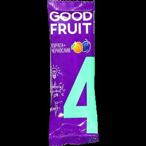 """Фрукт.бат""""GOOD FRUIT""""(курага/черносл)32г"""