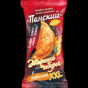 """Чебуреки жар. """"ПАНСКИЕ XXL"""" (кур) 150 г"""